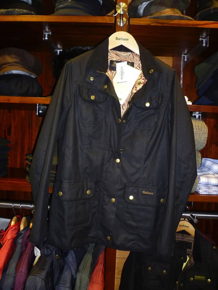 Barbour Jackets at Smart Country York